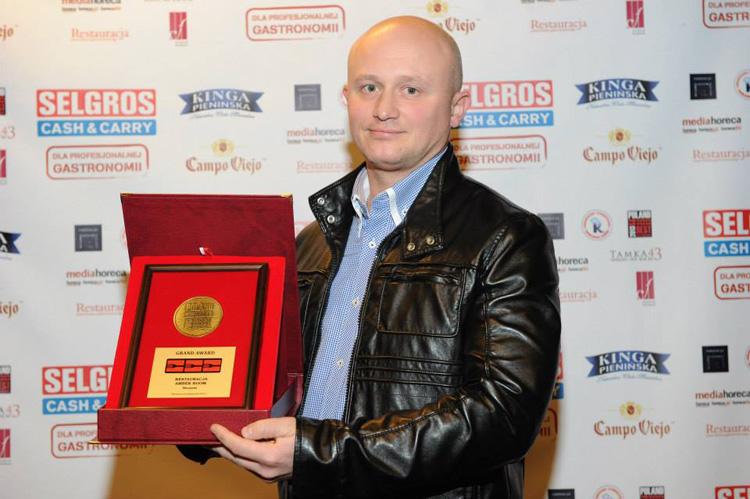 POLAND 100 BEST RESTAURANTS AWARDS