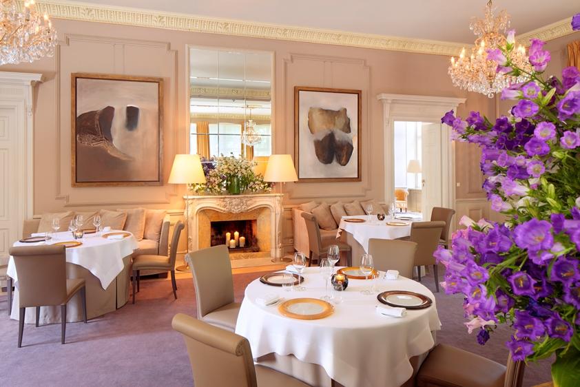 Restauracja Amber Room Pałac Sobańskich Al Ujazdowskie