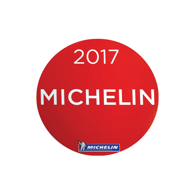 Amber Room - Michelin 2017