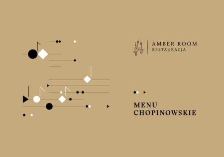 Zapraszamy na menu Chopinowskie w Pałacu Sobańskich