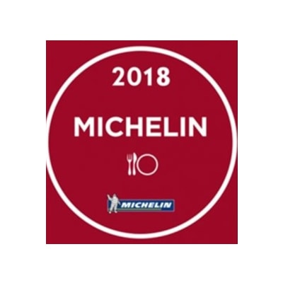 Amber Room Michelin 2018