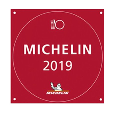 Amber Room Michelin 2019